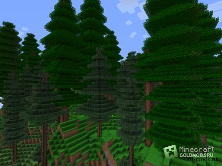 Скачать ExtrabiomesXL для minecraft 1.4.7 бесплатно