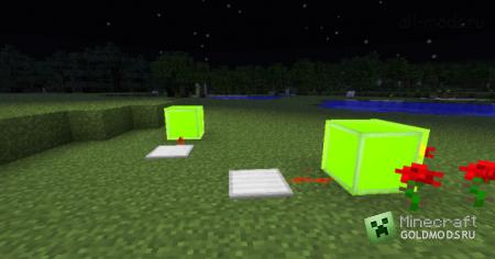 Скачать Датчик света для minecraft 1.4.7 бесплатно