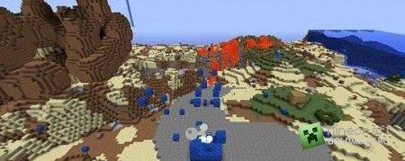 Скачать BlockPhysics Mod для Minecraft 1.4.7 бесплатно