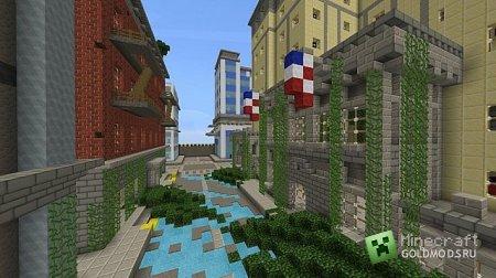 Скачать карту The Last of Us для minecraft 1.4.7 бесплатно