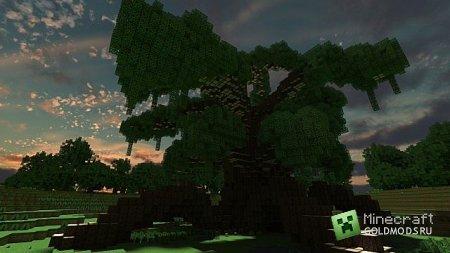 Скачать карту Забытый остров IV для minecraft 1.4.7 бесплатно