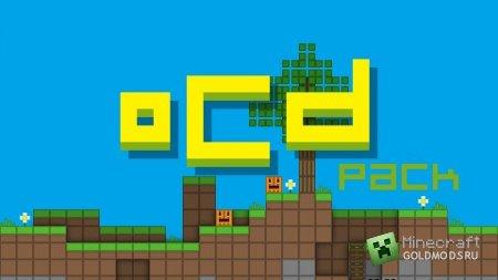 скачать текстуру oCd для minecraft 1.4.7 бесплатно