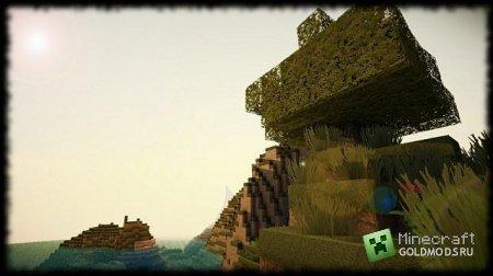 Скачать Фото реалистичные текстуры для minecraft 1.4.7 бесплатно