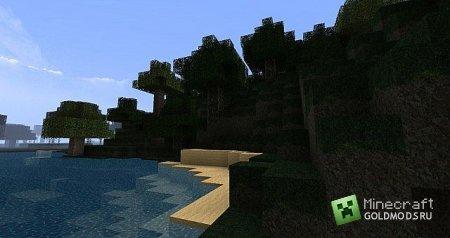 Скачать текстуру skyrim для minecraft 1.4.7 бесплатно