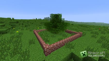 скачать Ограждения для Minecraft 1.4.7 бесплатно