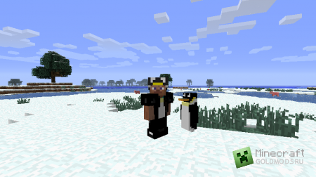 скачать Rancraft Penguins для Minecraft 1.4.7 бесплатно