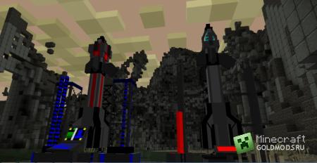 Скачать ракетные установки, межконтинентальные ракеты и глобальная война для minecraft 1.5 бесплатно