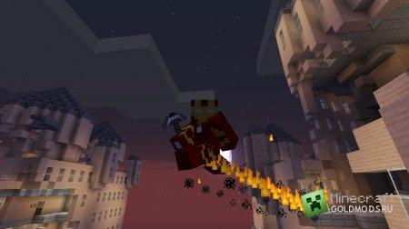 Скачать супер герои для minecraft 1.5 бесплатно