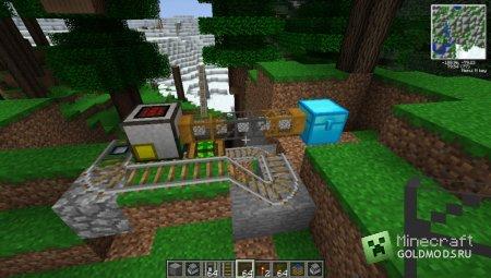 Скачать Steve's Carts 2 для minecraft 1.5 бесплатно