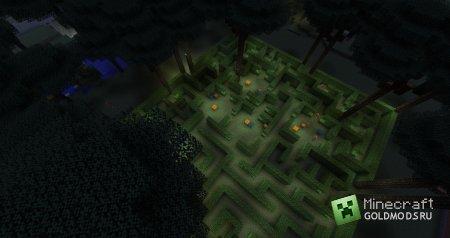 Скачать The Twilight Forest для  minecraft 1.5.1 бесплатно