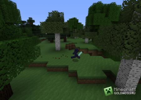 Скачать Better Sprinting  для  minecraft 1.5.1 бесплатно
