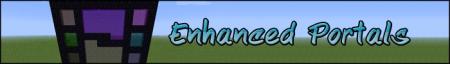 Скачать Enhanced Portals  для  minecraft 1.5.1 бесплатно