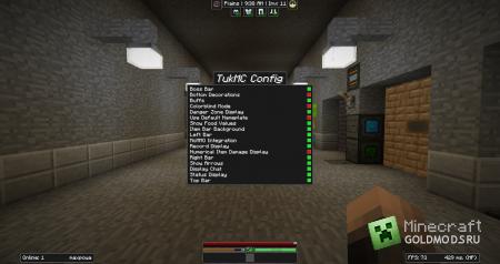 Скачать TukMC  для  minecraft 1.5.1 бесплатно