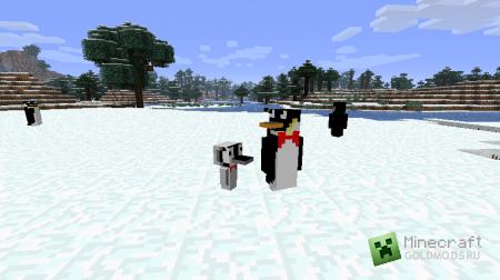 Скачать Rancraft Penguins  для  minecraft 1.5.1 бесплатно