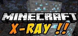 Скачать X-Ray and Fly  для  minecraft 1.5.1 бесплатно