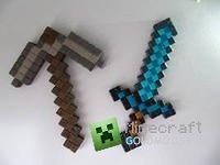 Скачать EmeraldPickaxe для  minecraft 1.5.1 бесплатно