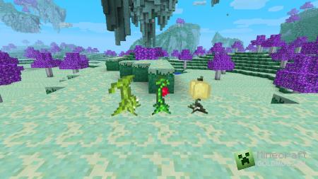 Cкачать Ether  для minecraft 1.5.1 бесплатно