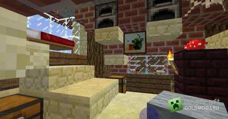 Скачать Хардкорное выживание зимой для Minecraft 1.5.1 Бесплатно