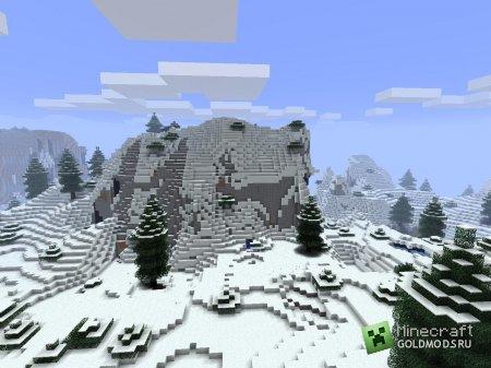 Cкачать Highlands для minecraft 1.5.1 бесплатно