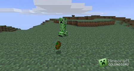 Скачать DiscoCreeper  для  minecraft 1.5.1 бесплатно