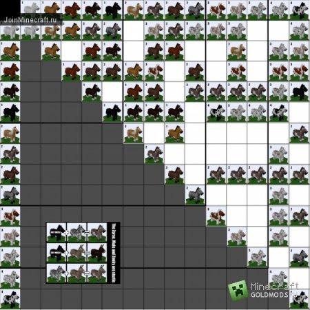 Скачать Mo'Creatures  для  minecraft 1.5.1 бесплатно