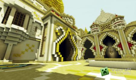 Cкачать The Ether для minecraft 1.5.1 бесплатно