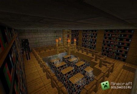 Скачать Текстур-пак GameCraft для  minecraft 1.5.1 бесплатно
