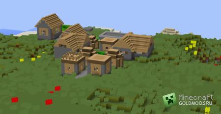 Скачать Текстур-пак 1×1 Texture pack для  minecraft 1.5.1 бесплатно