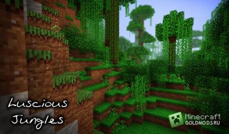 Скачать Текстур-пак  Jehkoba's Fantasy  для  minecraft 1.5.1 бесплатно
