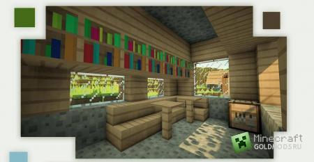 Скачать текстур-пак MarvelousCraft для Minecraft 1.4.7/1.5.1/1.5.2 бесплатно
