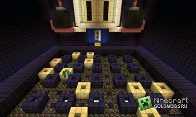 Скачать карту Atomic Bomberman для Minecraft бесплатно