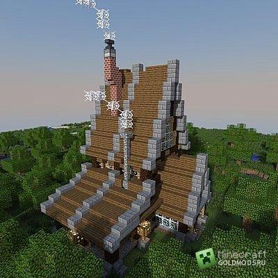 Скачать карту Old Style House для Minecraft бесплатно