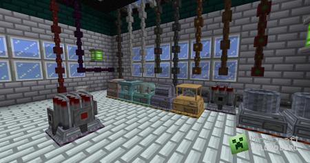 Скачать мод Metallurgy 3 для Minecraft 1.5.2 бесплатно