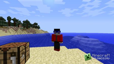 Скачать мод Diving Gear для Minecraft 1.5.2 бесплатно
