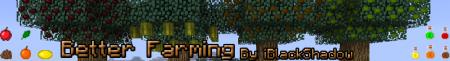 Скачать мод Better Farming для Minecraft 1.5.2 бесплатно