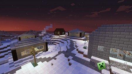 Скачать карту Frost для Minecraft бесплатно