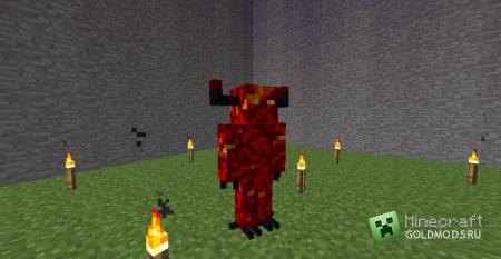 Скачать мод Demon для Minecraft 1.5.2 бесплатно