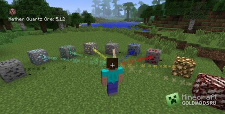 Скачать мод Scenter для Minecraft 1.6.2 бесплатно