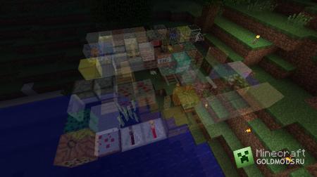 Скачать мод Schematica для Minecraft 1.6.2 бесплатно