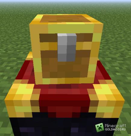 Скачать Exp Chest Mod для minecraft 1.6.2 бесплатно