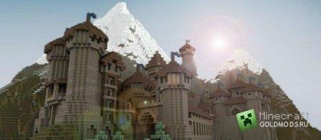Скачать Gigantic Castle для minecraft