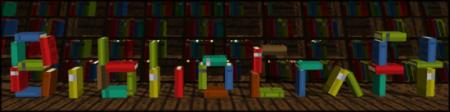 Скачать Мод BiblioCraft для minecraft 1.6.2