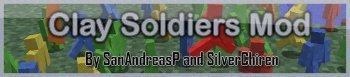 Скачать мод Clay Soldiers для Minecraft 1.6.2 бесплатно