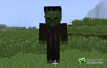Скачать мод Frankenstein для Minecraft 1.6.2 бесплатно