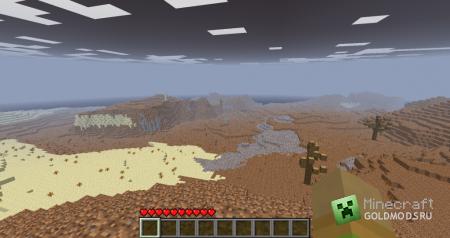 Скачать мод Wasteland для Minecraft 1.6.2 бесплатно