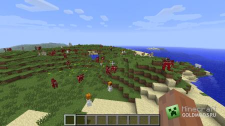 Скачать мод Mob Spawn Controls 2 для minecraft 1.5.2