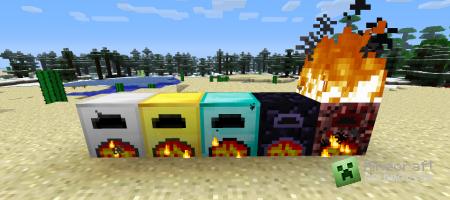 Скачать мод More Furnaces для minecraft 1.5.2