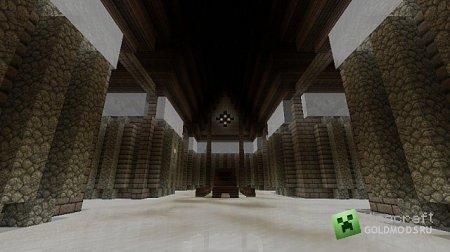 Скачать карту Projecta для minecraft