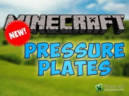 Скачать More Pressure Mod для minecraft 1.5.2