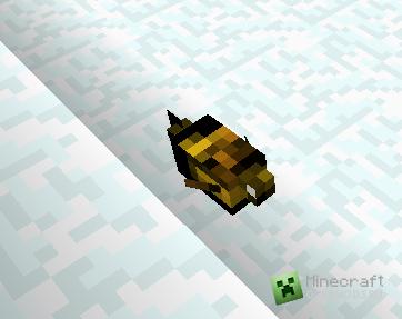 Скачать Koi Fish для minecraft 1.5.2